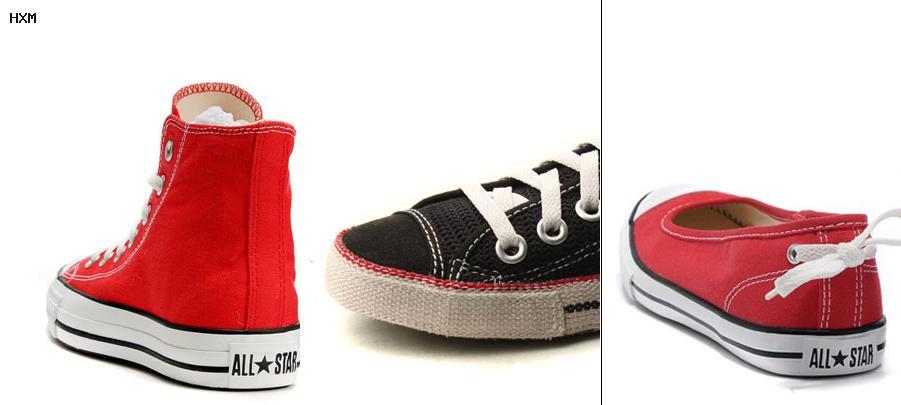 chaussure converse a petit prix