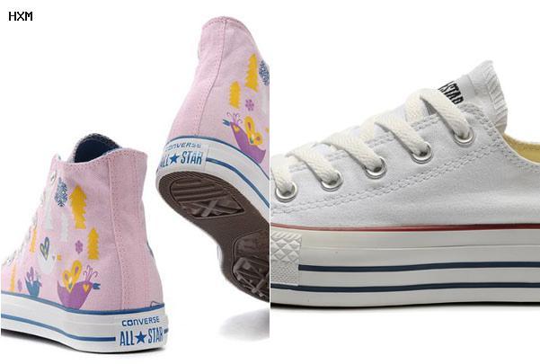 chaussure converse all star cuir bungee