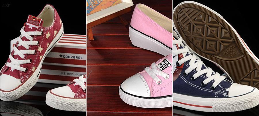 chaussure converse all star cuir