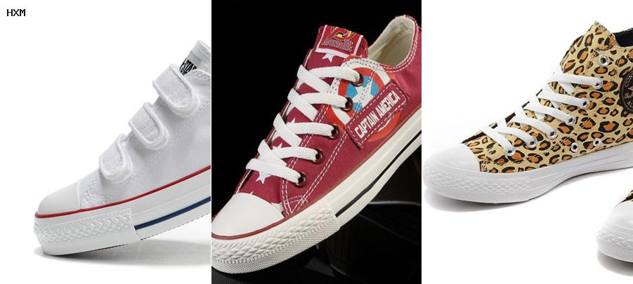 chaussure converse all star ox