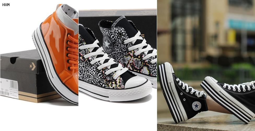 chaussure converse all star prix