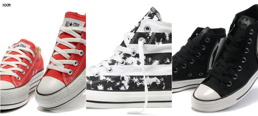 chaussure converse all star