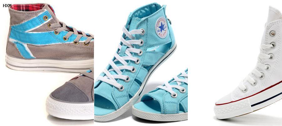 chaussure converse femme solde