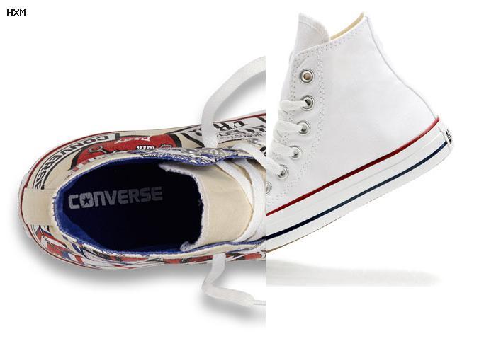 chaussure converse homme slim