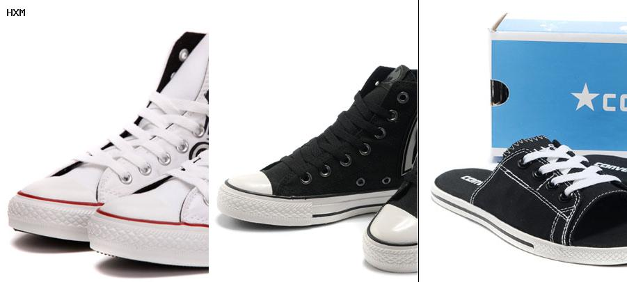 chaussure converse noir pas cher