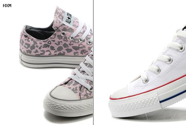 chaussure converse personnalisable