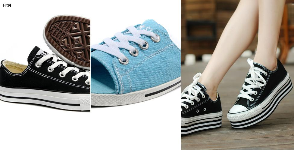 chaussure converse solde