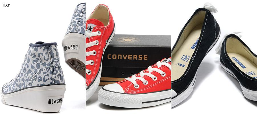 chaussure converse suisse