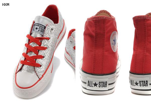 chaussure converse taille 36