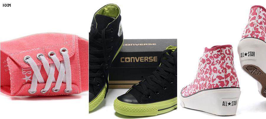 chaussure de securité style converse