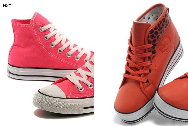 chaussure grande taille homme converse