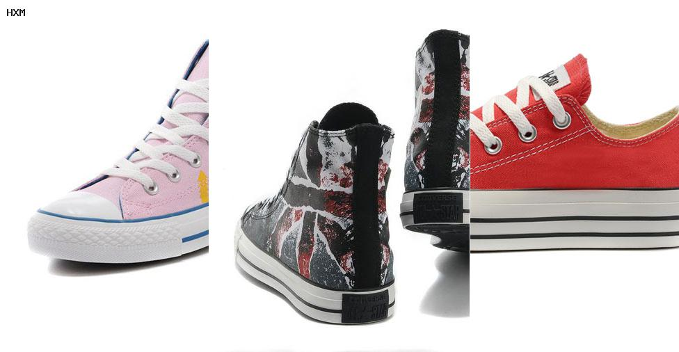 chaussure levis style converse