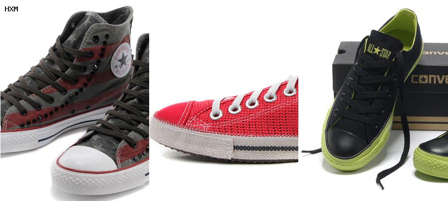 chaussures all star converse homme