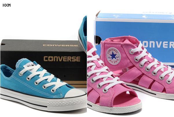 chaussures converse all star noir