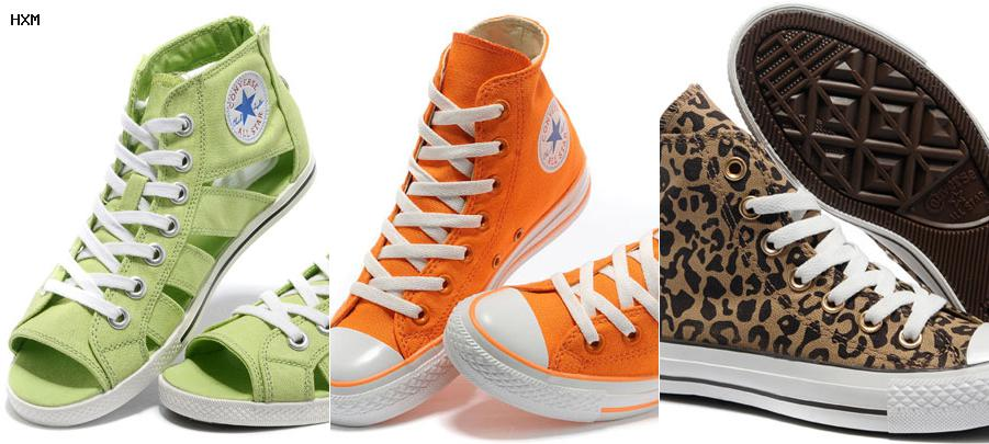 chaussures converse all star nouvelle collection