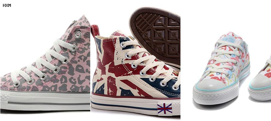 chaussures converse anglaises