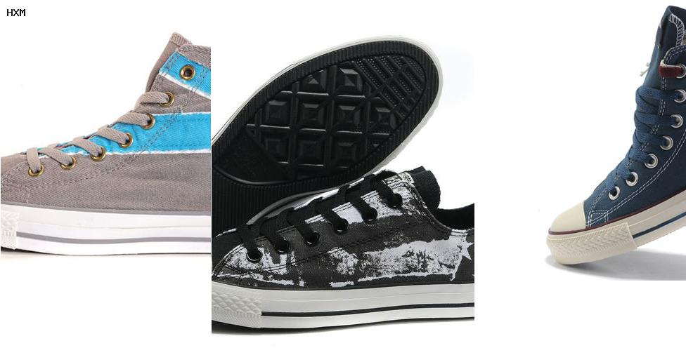 chaussures converse cuir homme