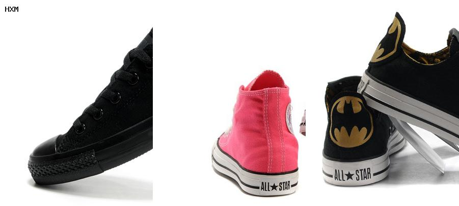 chaussures converse en soldes