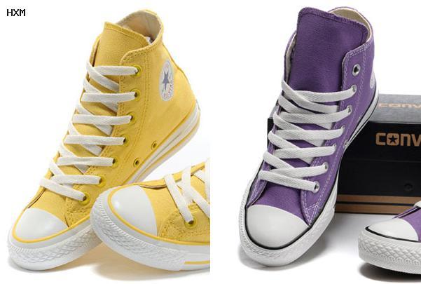 chaussures converse femmes