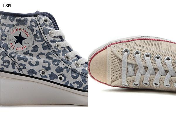 chaussures converse filles