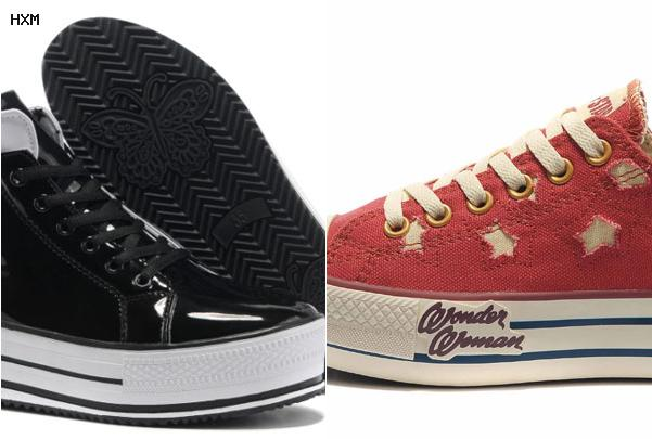 chaussures converse occasion