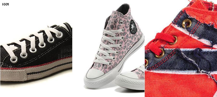 chaussures converse paris