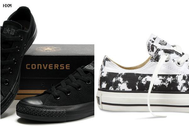 chaussures converse pas cher femme