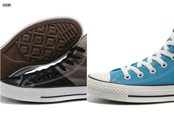 chaussures converse pas cher femmes