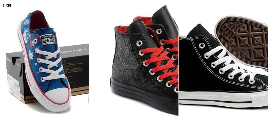 chaussures converse sans lacets
