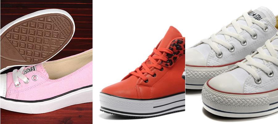 chaussures style converse