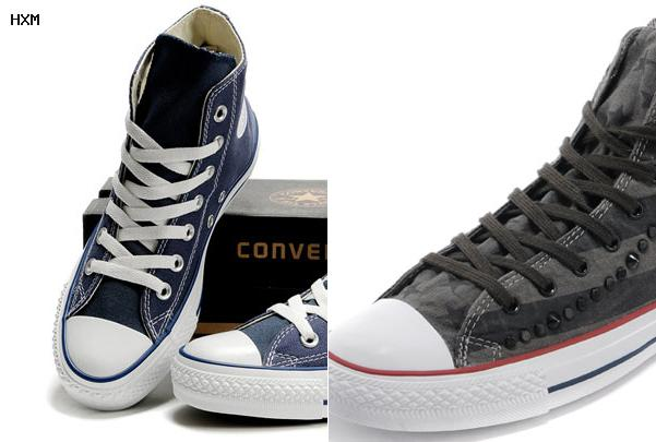 converse all star argentée