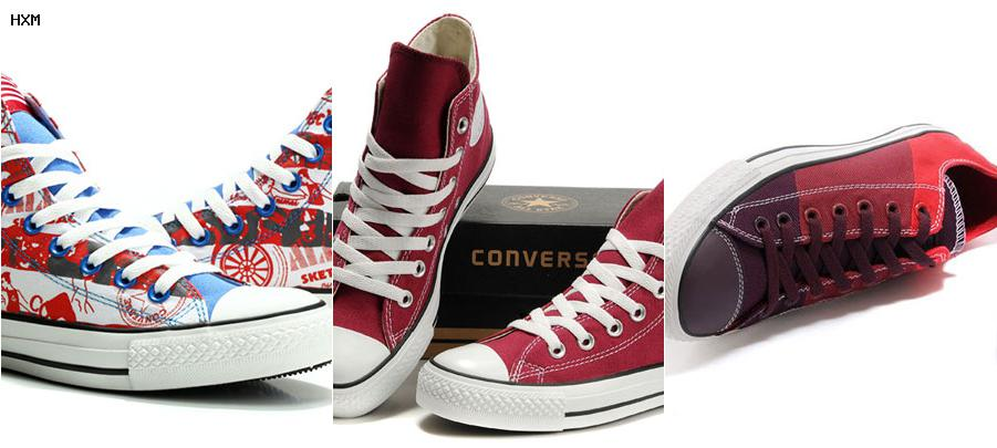converse all star base blanche