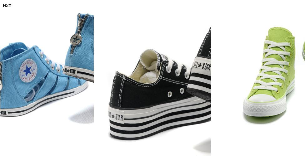 converse all star basse turquoise