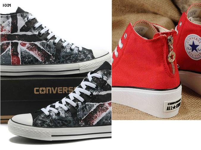 converse all star femme blanche