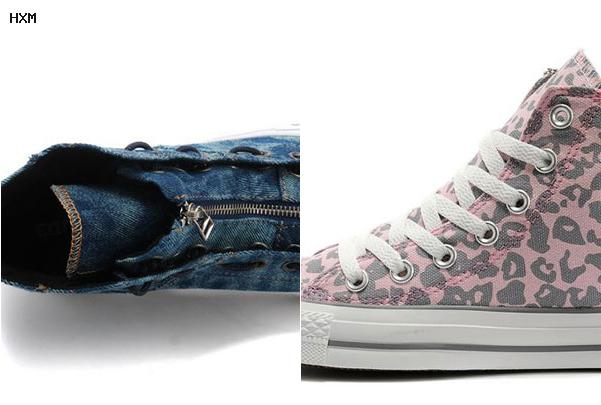 converse all star femme soldes