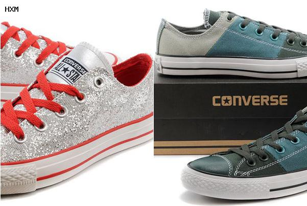 converse all star militaire