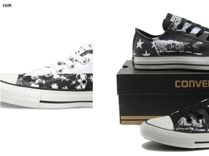 converse all star pas cher fille