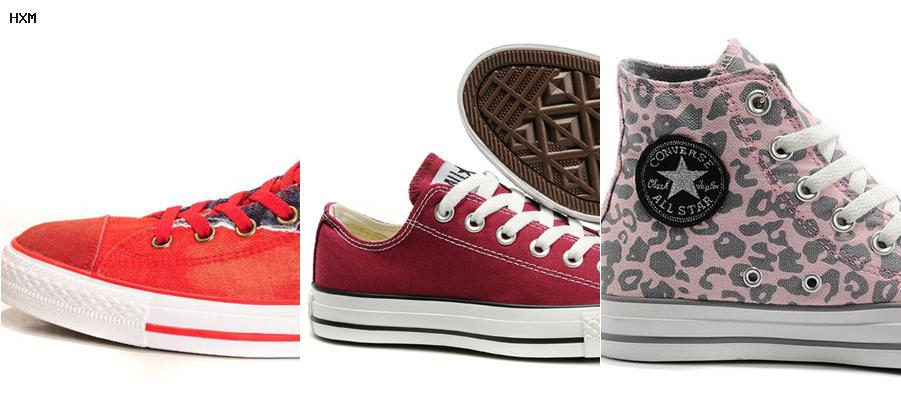 converse all star rose pale pas cher