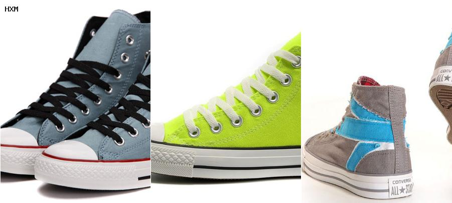 converse all star semelle fine