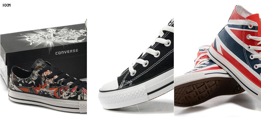 converse all star slim blanche