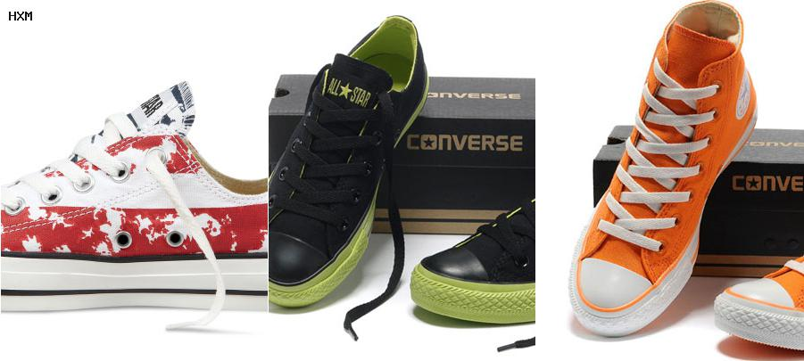 converse basse noir all star