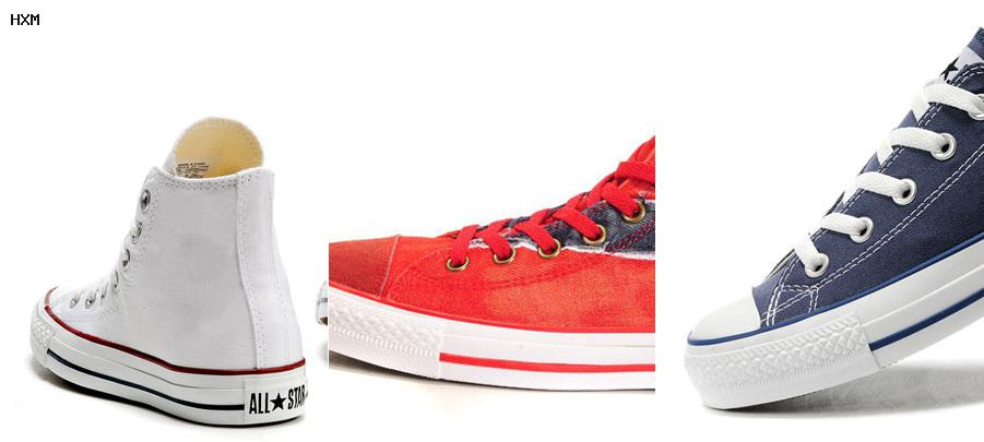 converse basse taille 42