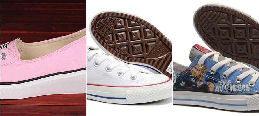 converse blanche taille 47