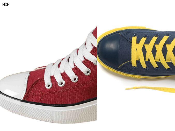 converse chaussure cuir