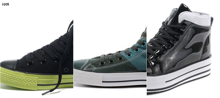 converse chaussures paris