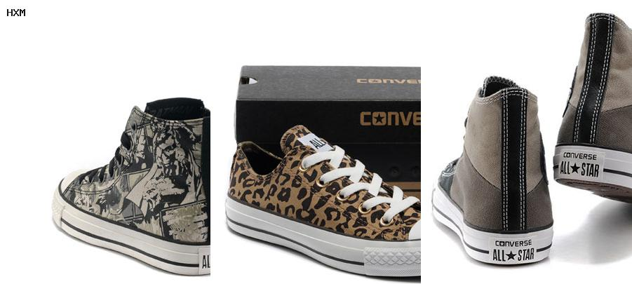 converse chaussures soldes