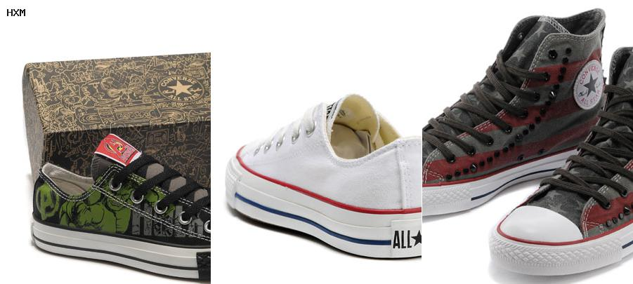 converse chuck taylor all star noires