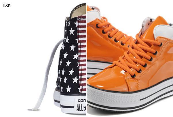 converse drapeaux americain