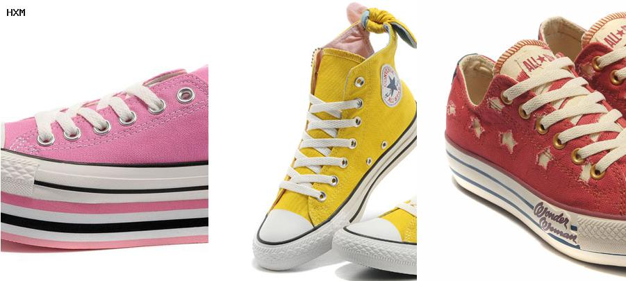 converse fille nouvelle collection