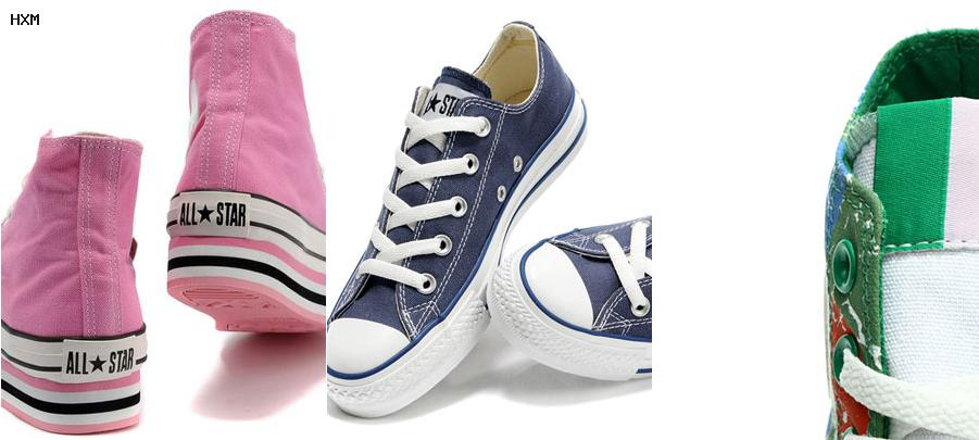 converse homme taille 42